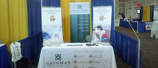 Gaughan Attends Blue Book Network Showcase