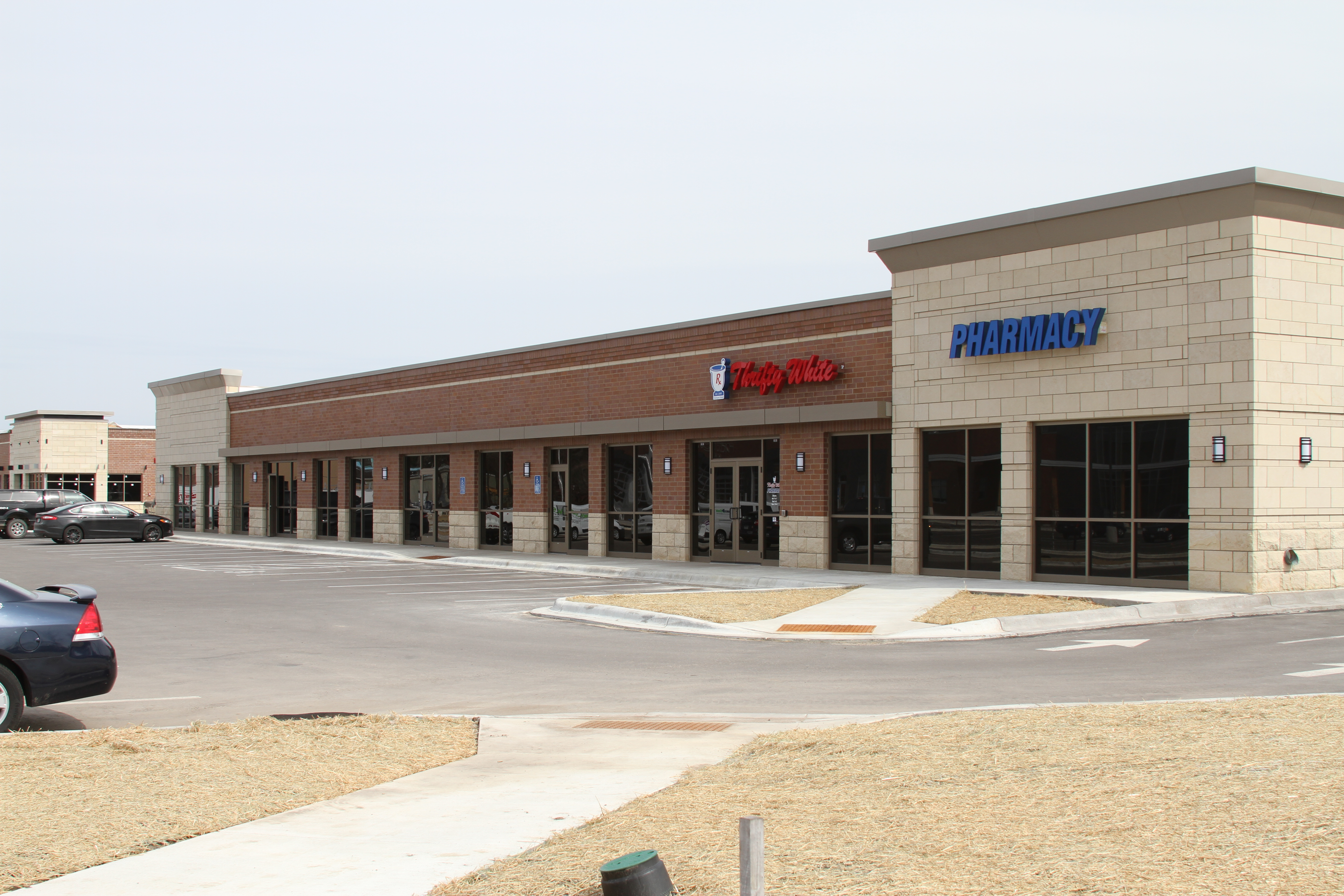 Gaughan Construction Completes Phase One at City Center Commons